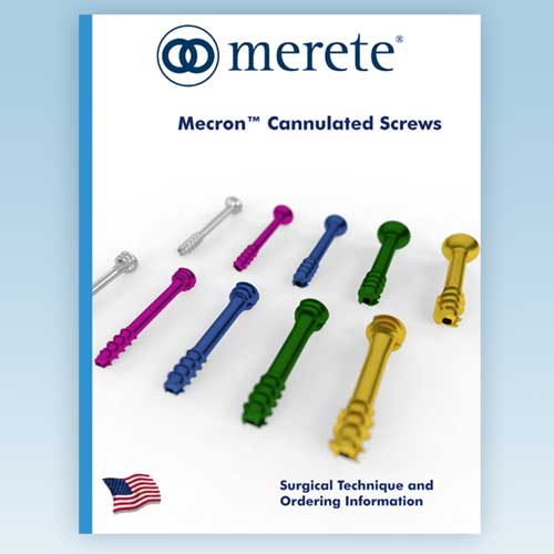 Mecron® Cannulated Screws